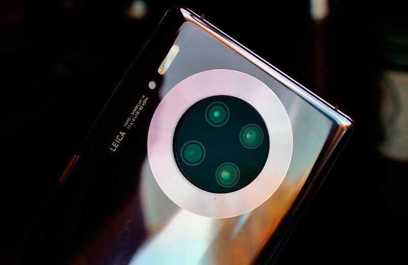 Камра Huawei Mate 30 Pro