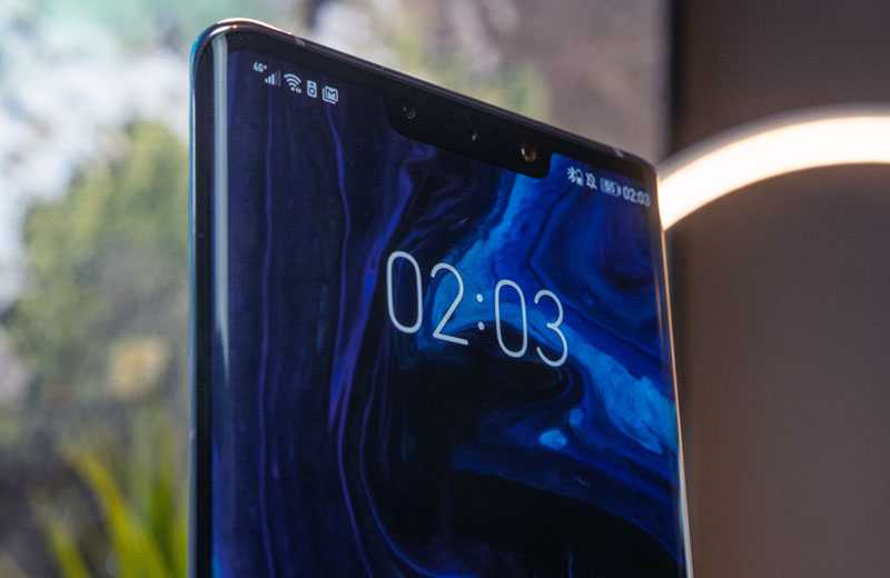Huawei Mate 30 Pro звук