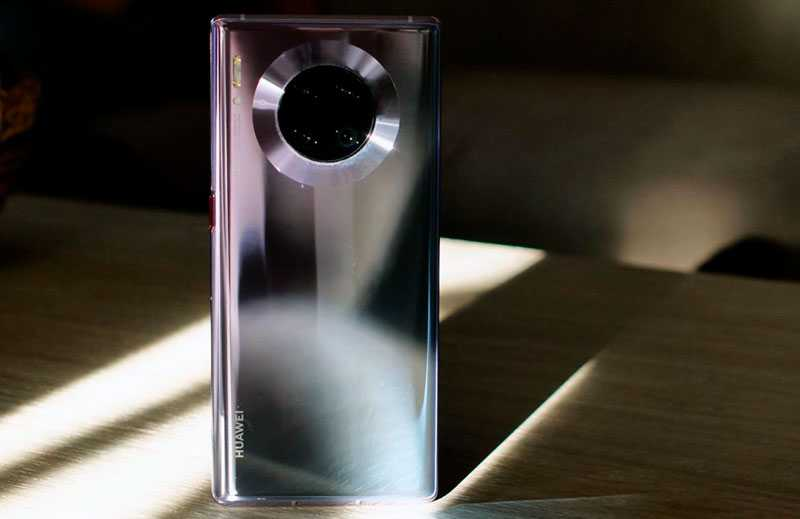 Huawei Mate 30 Pro обзор