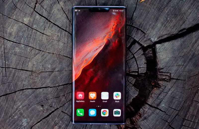 Huawei Mate 30 Pro экран