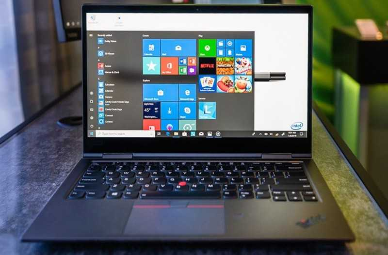 Обзор Lenovo ThinkPad X1 Yoga Gen 4