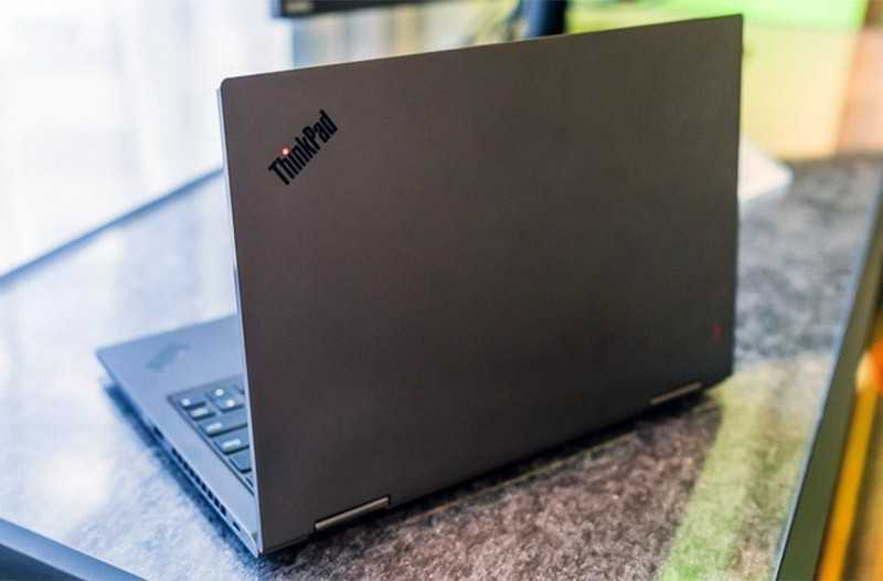 Lenovo ThinkPad X1 Yoga Gen 4 внешний вид