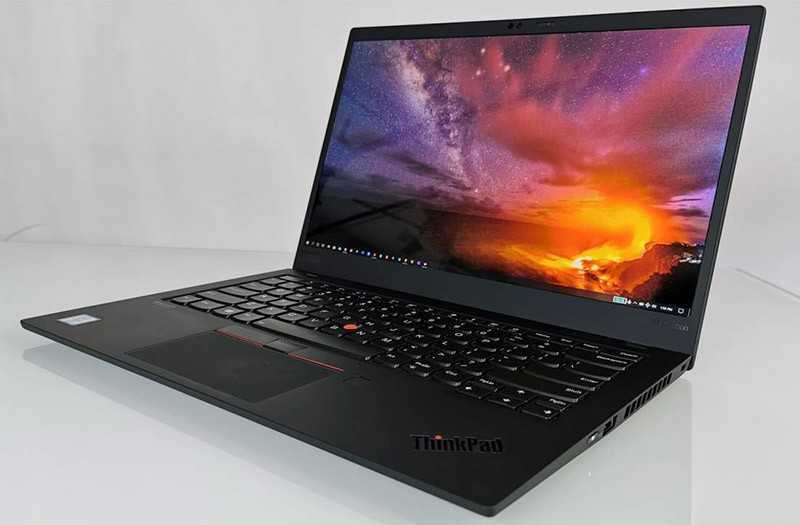 Lenovo ThinkPad X1 Yoga Gen 4 дисплей