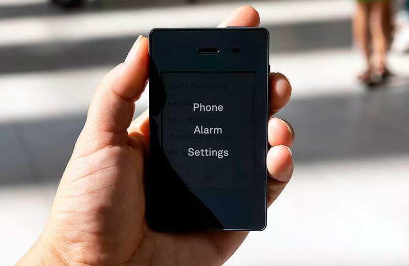 Light Phone 2 обзор
