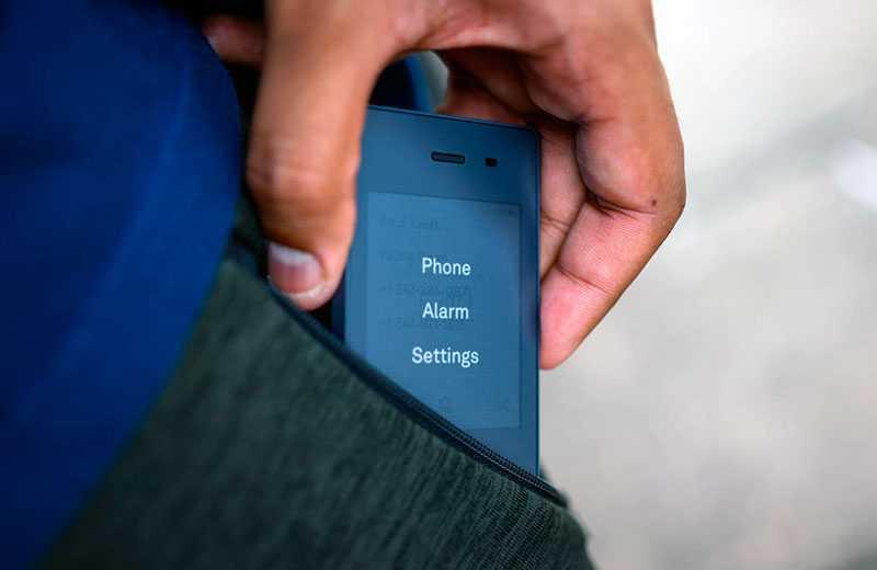 Обзор Light Phone 2: лекарство от смартфонной зависимости — Отзывы TehnObzor