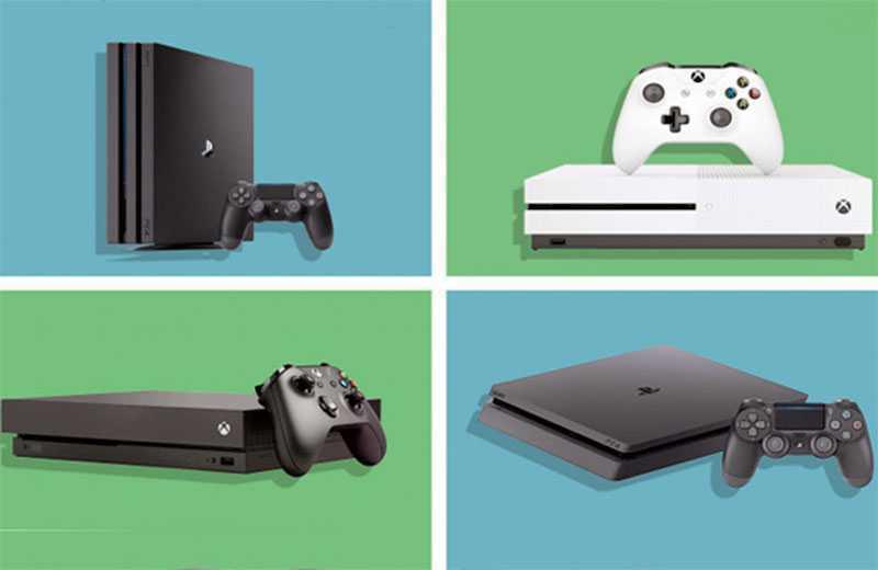 Какая игровая приставка лучше Xbox или PlayStation?