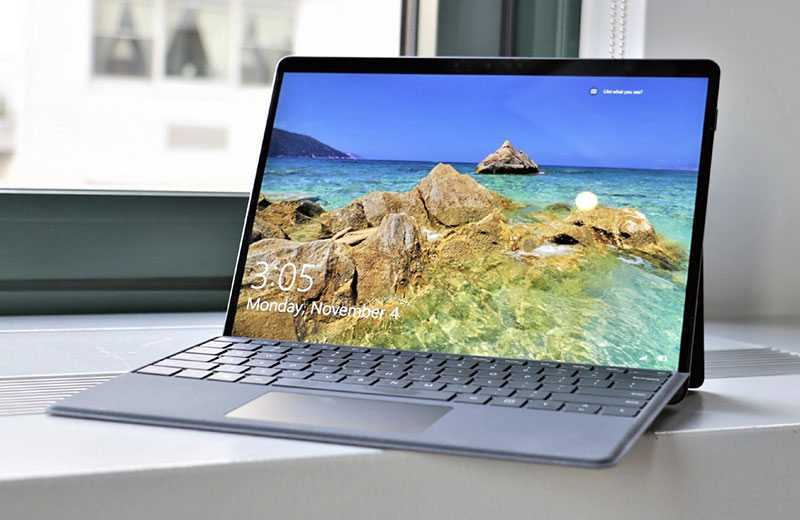 Microsoft Surface Pro X автономность