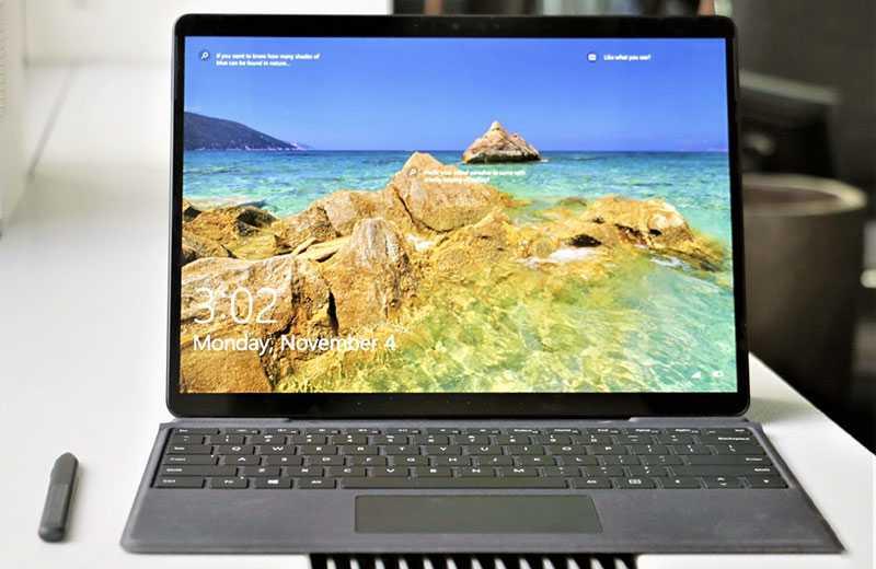 Microsoft Surface Pro X обзор