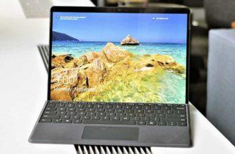 Обзор Microsoft Surface Pro X: планшет трансформер — Отзывы TehnObzor