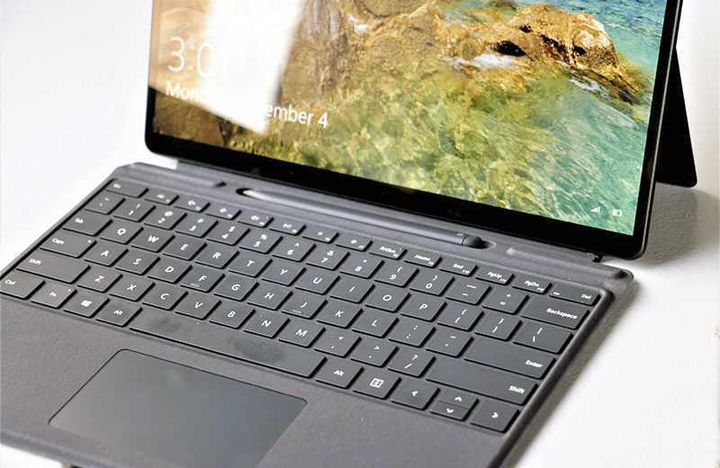 Microsoft Surface Pro X клавиатура