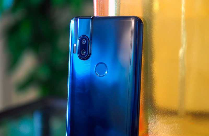 Motorola One Hyper автономность