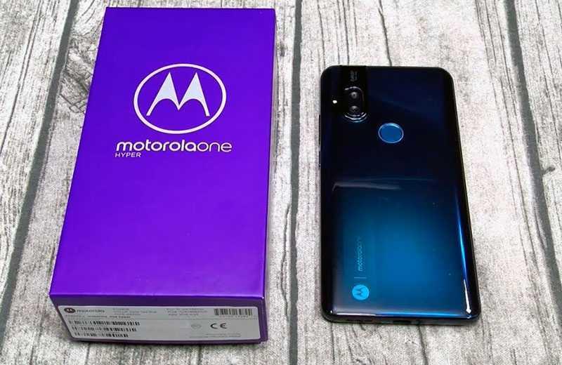 Характеристики Motorola One Hyper