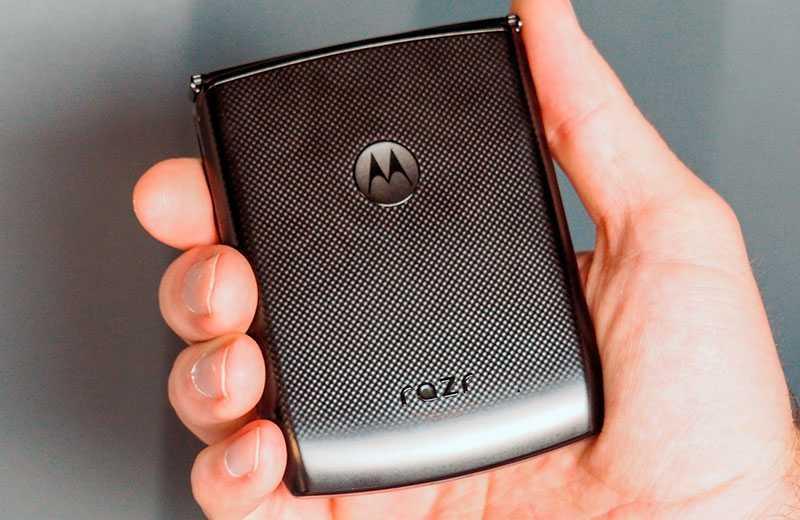 Motorola Razr 2019 особенности