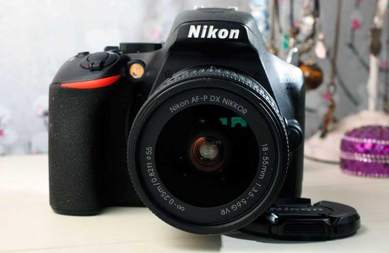 Обзор Nikon D3500