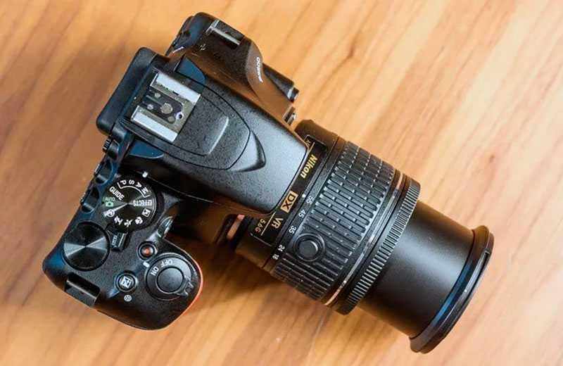Nikon D3500 объективы
