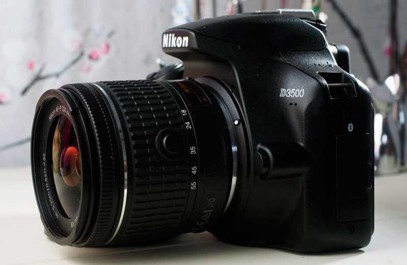Nikon D3500 отзывы
