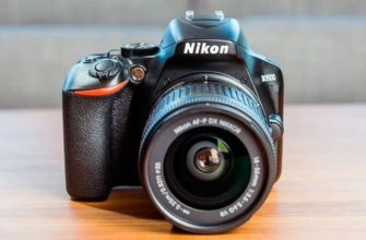 Обзор Nikon D3500: камера начинающих фотографов — Отзывы TehnObzor