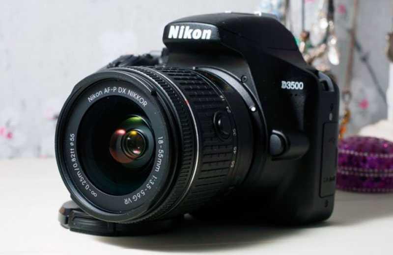 Nikon D3500 функции