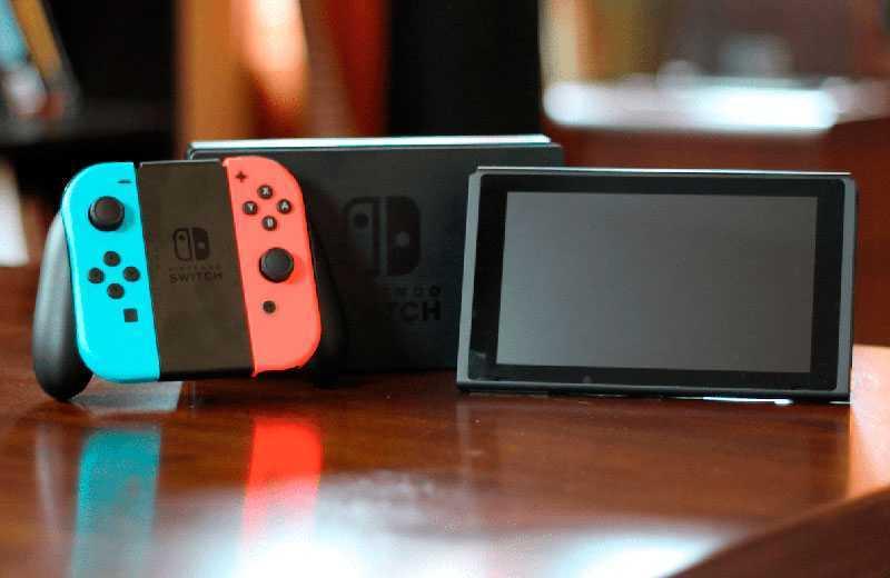 Nintendo Switch: лучшая игровая приставка для ребёнка