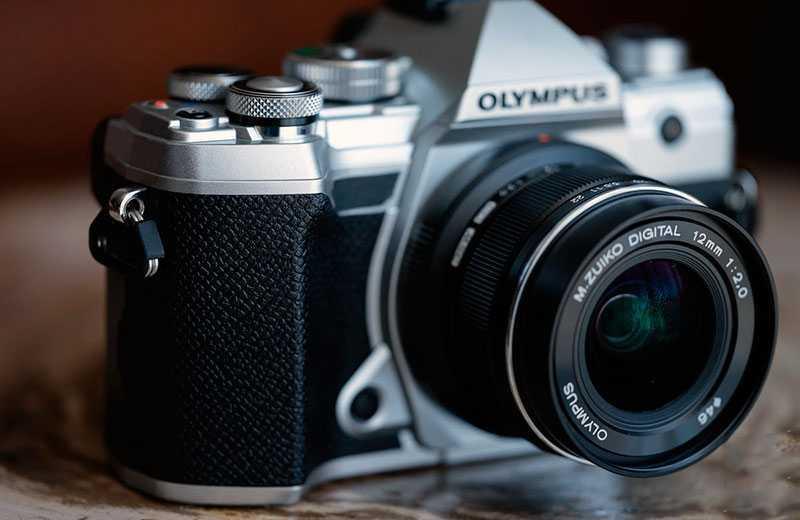 Фотоаппарат Olympus OM-D E-M5 Mark III