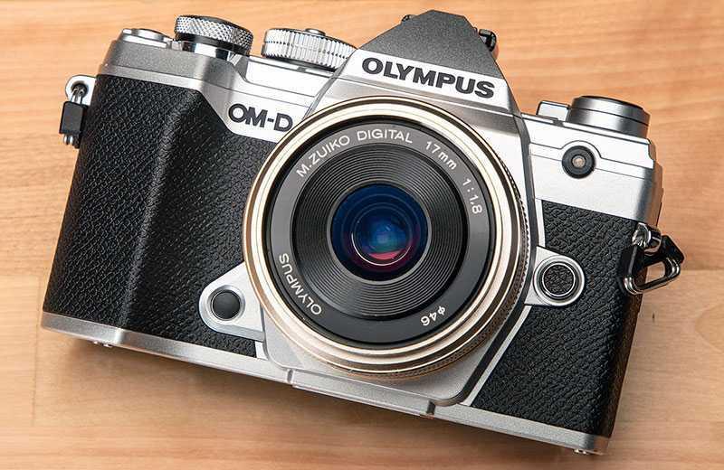 Характеристики Olympus OM-D E-M5 Mark III