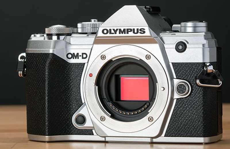 Камера Olympus OM-D E-M5 Mark III