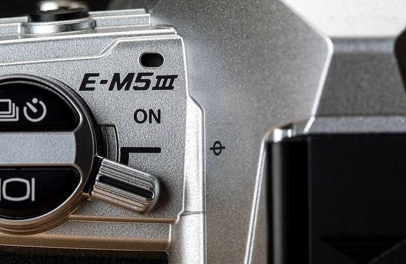 Olympus OM-D E-M5 Mark III особенности