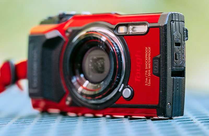 Olympus Tough TG-5: лучшая экшн-камера с оптическим зумом