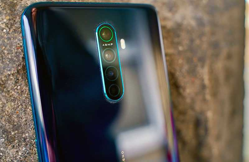 Oppo Reno Ace камера