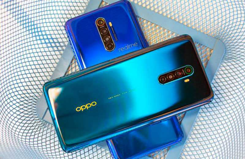 Смартфон Oppo Reno Ace