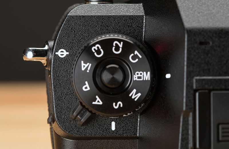 Panasonic LUMIX S1H обзор