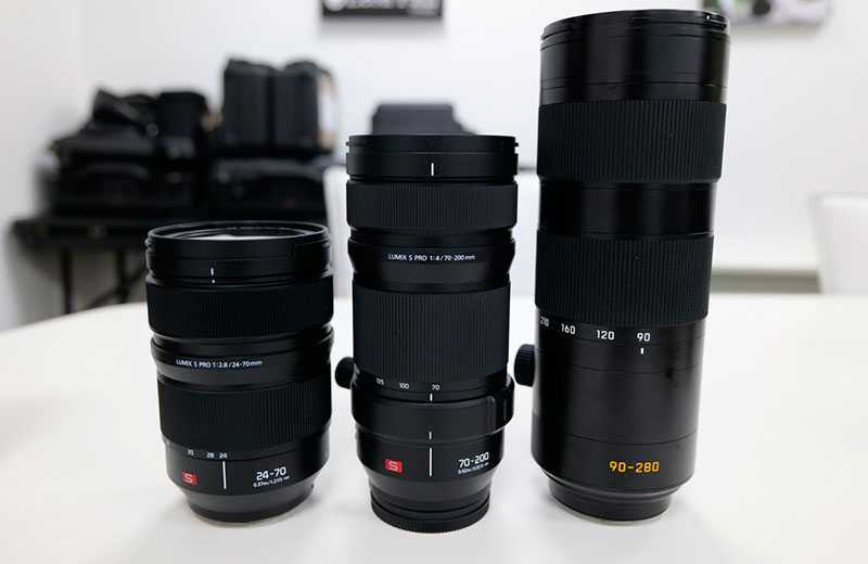 Panasonic S1H качество фотографий