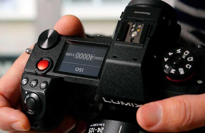 Камера Panasonic S1H