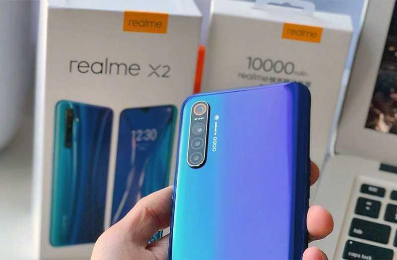 Realme X2 обзор