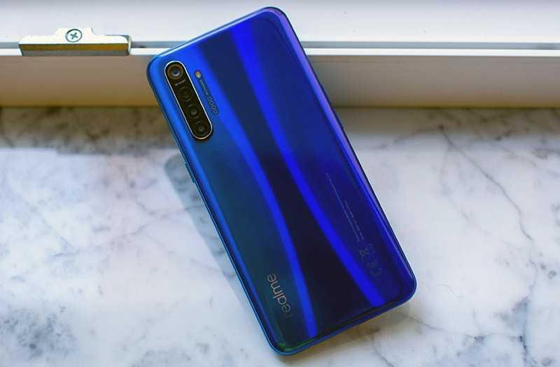 Телефон Realme X2