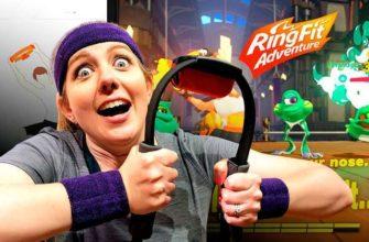 Обзор Ring Fit Adventure: игра и фитнес на Switch — Отзывы TehnObzor