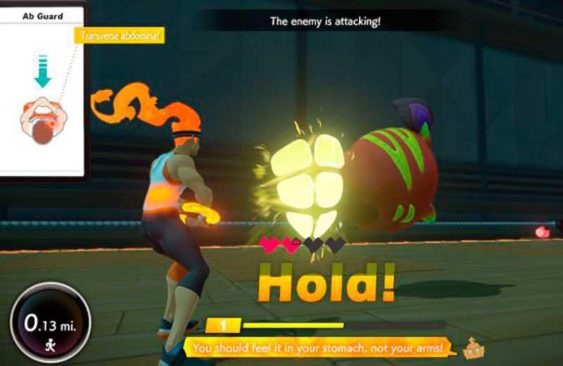 Ring Fit Adventure от Nintendo