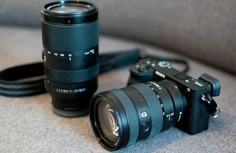 Фотоаппарат Sony A6600