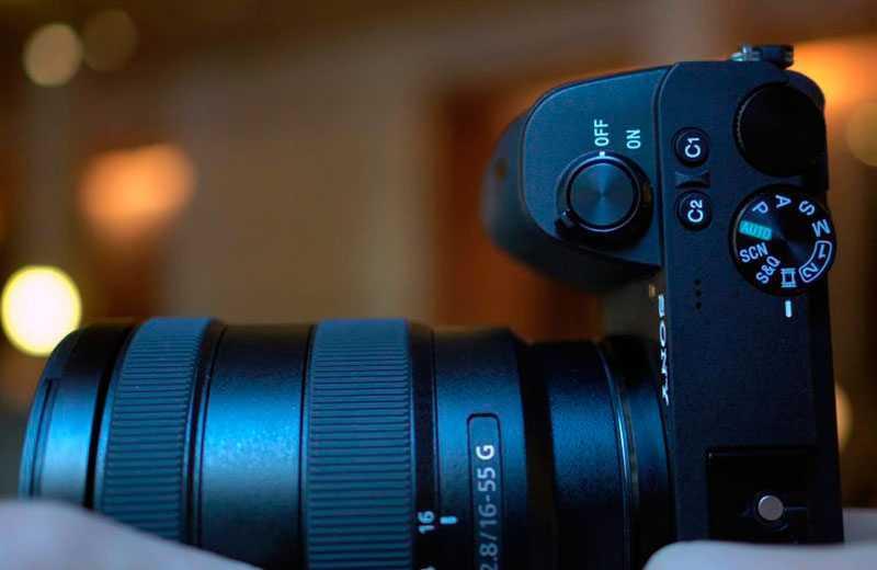 Sony A6600 отзывы