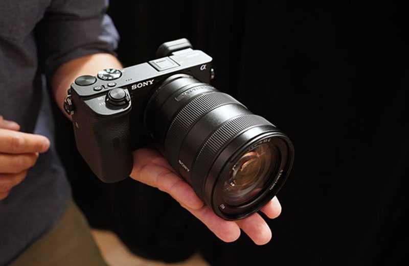 Sony A6600: лучшая видеокамера 2019 для блогера