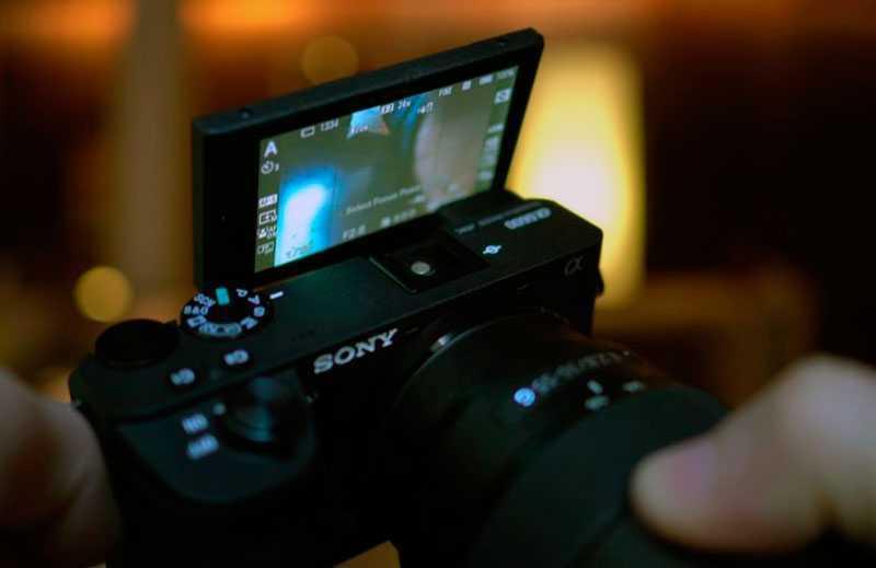 Sony A6600 качество ыидео