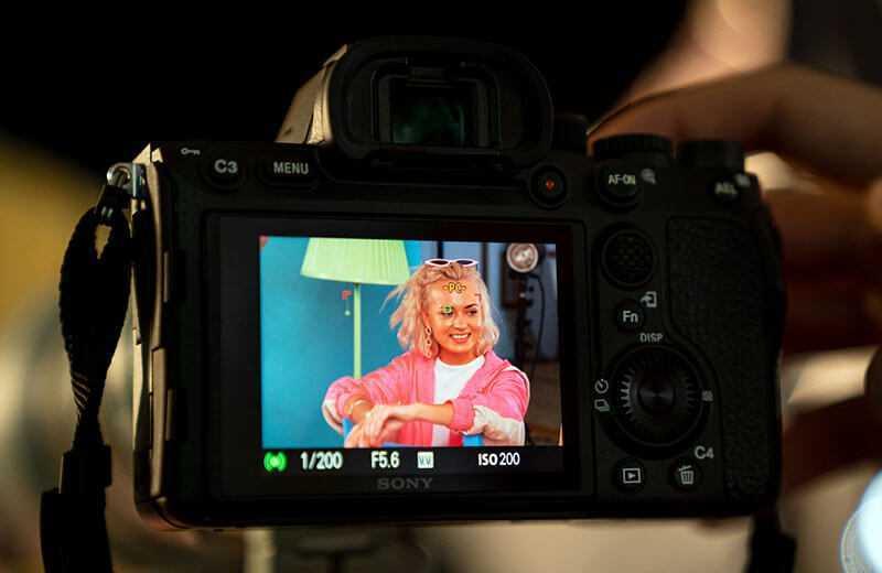 Sony A7R IV качество съёмки