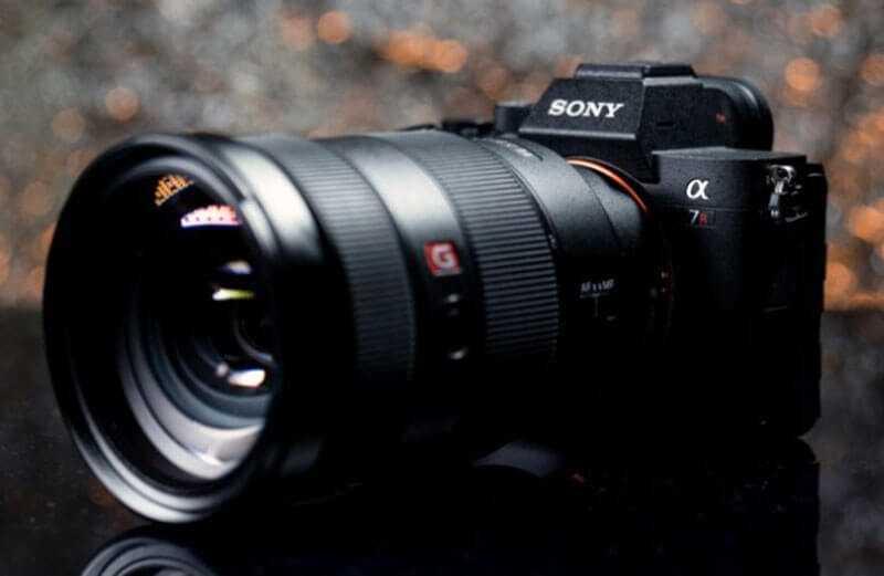 Sony A7R IV на практике