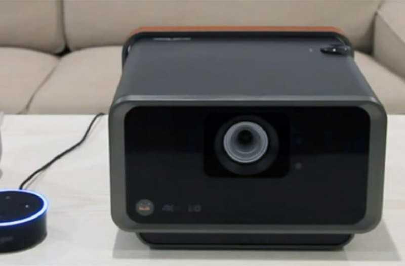 Обзор ViewSonic X10-4K