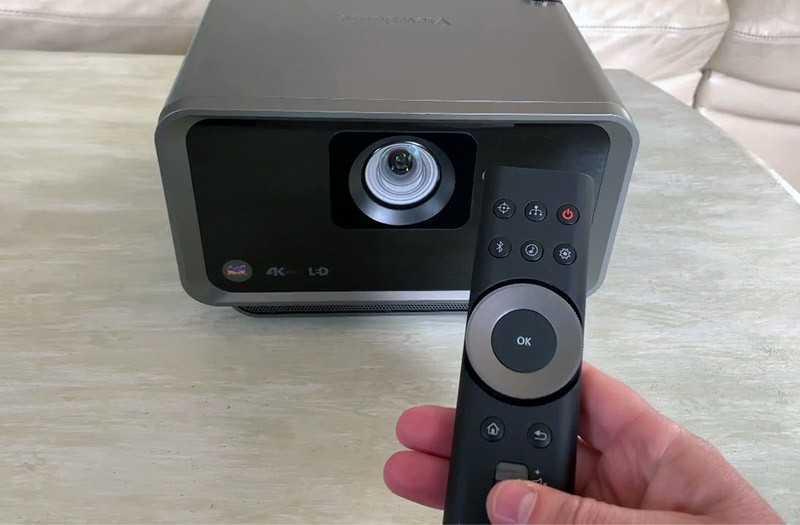 ViewSonic X10-4K пульт ДУ
