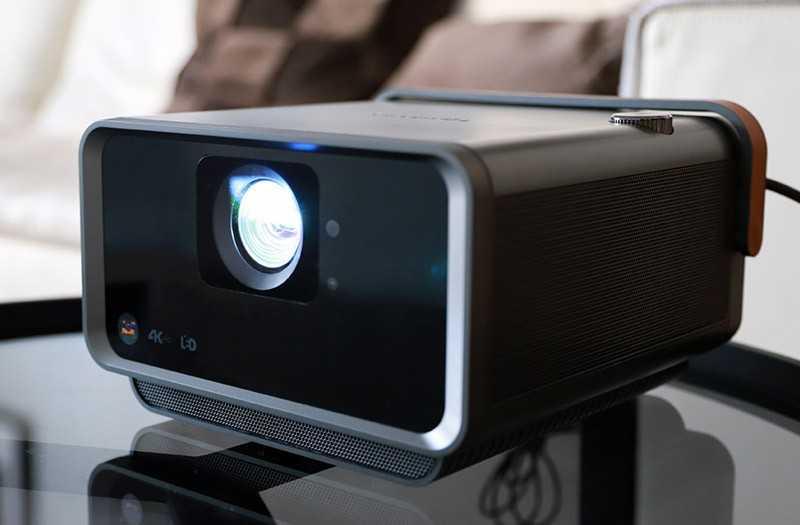 Обзор ViewSonic X10-4K: функционального DLP-проектора — Отзывы TehnObzor