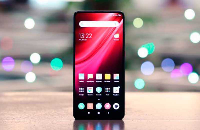 обзор Xiaomi Redmi K30