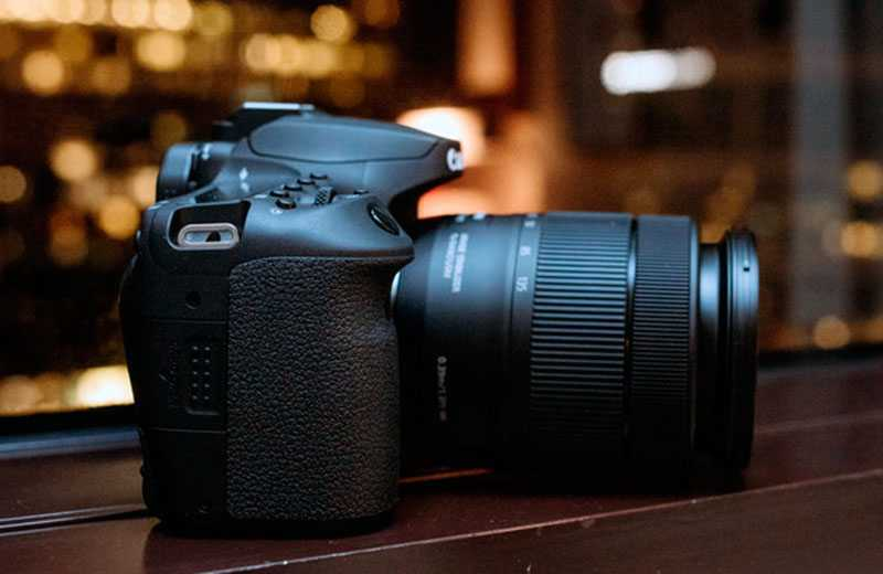 Обзор Canon EOS 90D