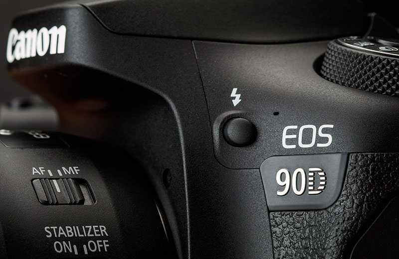 Canon EOS 90D производительность