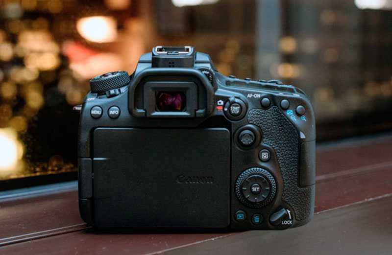 Canon EOS 90D отзывы